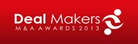 DealMakers M&A Awards 2013