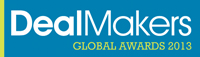 DealMakers Monthly Global Awards 2013