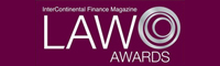 INTERCONTINENTAL FINANCE MAGAZINE LAW AWARD 2011