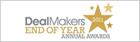 The DealMakers End of Year Annual Awards 2011