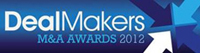 The DealMakers M&A Awards 2012a