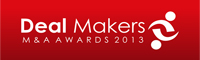 DealMakers M&A Awards 2013