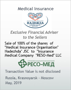 Sale of 100% of the shares  of